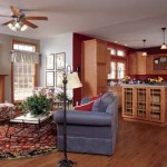 Colorado Modular Homes Cape Cod Sitting Room