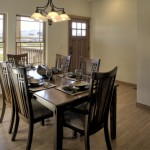 Colorado Modular Homes Dining Room