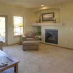 Colorado Modular Homes Living Room