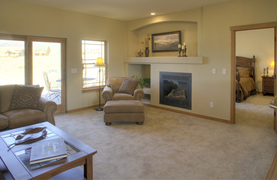 Colorado modular homes interior for Modular living space