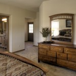 Colorado Modular Homes Master Bedroom