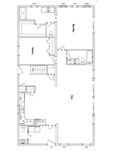 Colorado modular homes the monarch Monarch homes floor plans